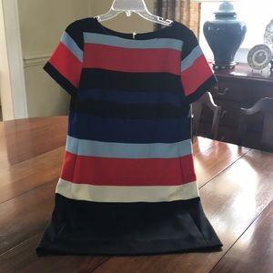 Tahari shift dress size 10
